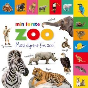 Carlsen Min første Zoo Bog