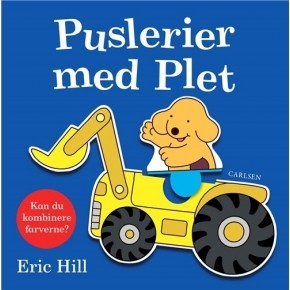 Carlsen - Puslerier med Plet