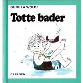 Carlsen Totte bader