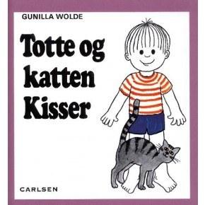 Carlsen Totte og katten Kisser
