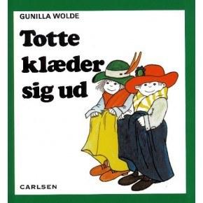 Carlsen Totte klæder sig ud