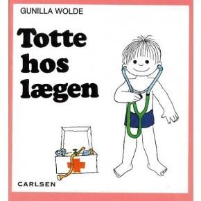 Carlsen Totte hos lægen