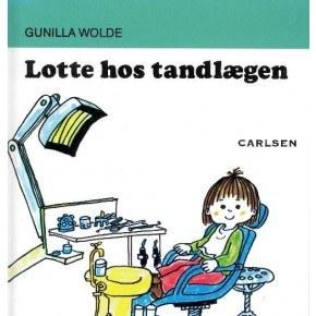 Carlsen Lotte hos tandlægen