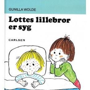 Carlsen Lottes lillebror er syg