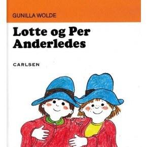 Carlsen Lotte og Per Anderledes