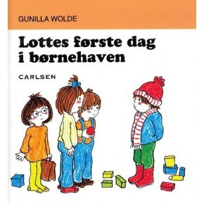 Carlsen Lottes første dag i børnehaven