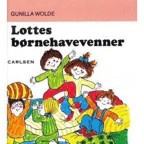 Carlsen Lottes børnehavevenner