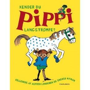 Carlsen Kender du Pippi Langstrømpe?