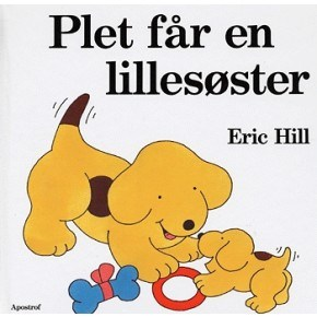 Carlsen Plet får en lillesøster Bog