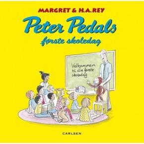 Carlsen Peter Pedals første skoledag