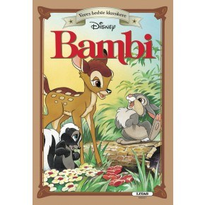 Carlsen Vores bedste klassikere Bambi