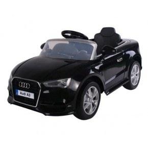 Ride Ons Audi A3 - Black - Med fjernbetjening.