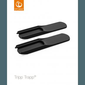 TRIPP TRAPP Forlængerskinne ny - Sort