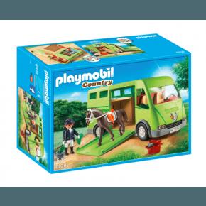 Playmobil Country - Hestetransport
