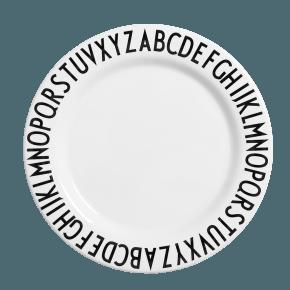Design Letters AJ melamin - Tallerken