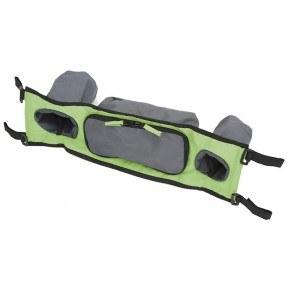 CROOZER - Forældrekonsol, Croozer Kid 2, grøn - 2015 model