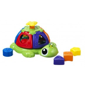 Vtech Baby Puttekasse Skildpadde