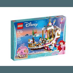 LEGO DISNEY PRINCESS - Ariels Royale Festbåd - 41153