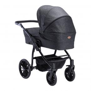Arden Denmark Supreme Plus barnevogn - grå