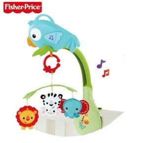 Fisher Price 3-in-1 musik-uro
