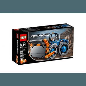 LEGO TECHNIC - Bulldozer med Trykplade - 42071