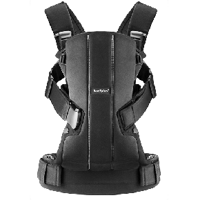 Babybjørn Baby Carrier We - Sort