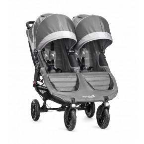 Baby Jogger City Mini GT Double - Steel Grey