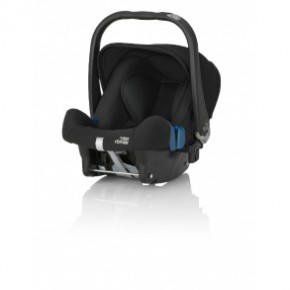 Römer Baby-Safe Plus II BR Autostol - Cosmos Black (Til sele montering)