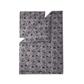Sofie Schnoor Babysengetøj - Gråt abe-print
