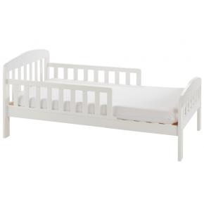 Baby Dan Alfred juniorseng 70x160 - hvid