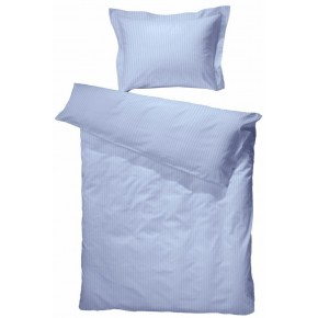Quilts of Denmark  - Baby sengetøj - Turistrip Lysblå