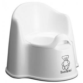Babyybjörn pottestol - hvid