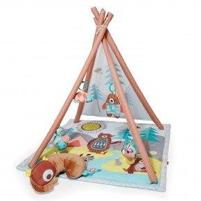 Skip Hop Aktivitetstæppe - Camping Cubs