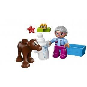 LEGO 10521 Babykalv Klodser