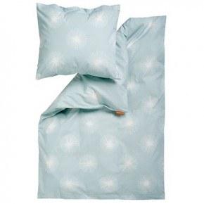 Linea Misty blue 70 X 100 + 40 X45 - Babysengesøj