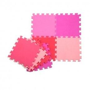 Babytrold, Gulvpuslespil - Pink