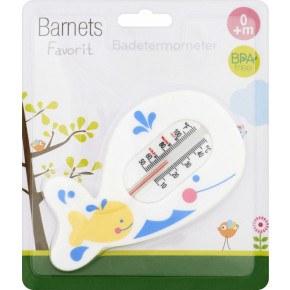 Barnets Favorit badetermometer