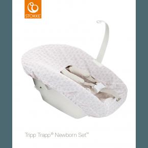 Tripp Trapp Newborn Textile Set - Pink