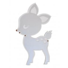 Maseliving - Bambine spejl (hvid)