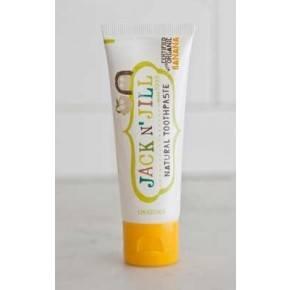 Jack N' Jill - Natural Toothpaste Organic - Banana
