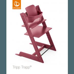 Tripp Trapp Babysæt - Heather Pink