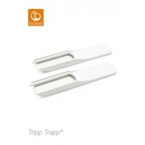 TRIPP TRAPP Forlængerskinne ny - Hvid