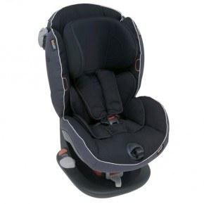 BeSafe iZi Comfort X3 Autostol  - Midnight Black Mélange (Til sele montering)