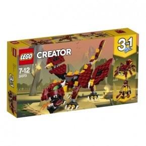 LEGO Creator - Mystiske væsner