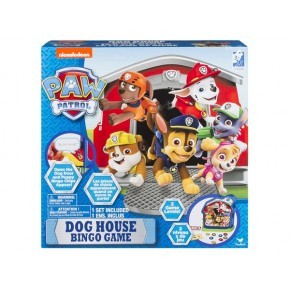 Dog house bingo - Paw Patrol