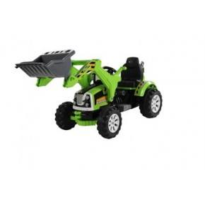 Ride ons Azeno power traktor - Grøn