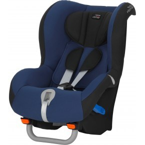 Römer Max-Way Black series Autostol - Ocean Blue