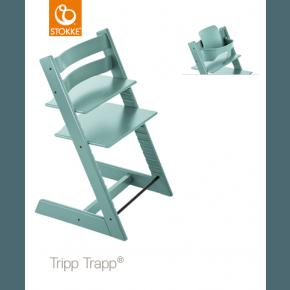 Tripp Trapp Højstol + Babysæt Aqua