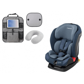 Maxi-Cosi Titan autostol - Nomad Blue + Bilpakke