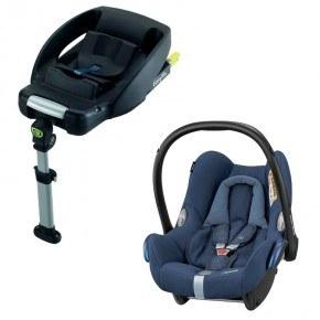 Maxi-Cosi CabrioFix - Nomad blue med Easyfix base